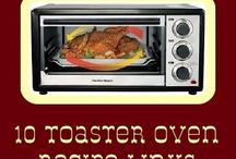 Recipes - Toaster Oven