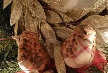 Christmas at Newland Valley Log Cabins