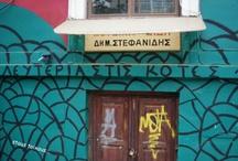 Graffitissssssss.... / messages on walls