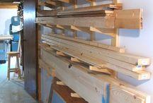Wood shop ideas