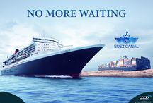 New Suez Canal / No More Waiting