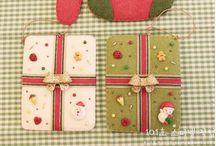 Galletas de Navidad para colgar