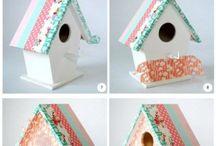 vogelhuisjes voor verkoop