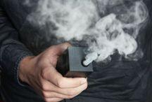 rookmachientje op batterij