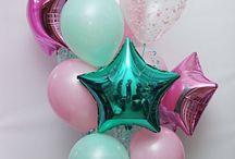 Balony gotowe zestawy
