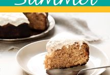 A Taste of Summer / Recipes for the Australian summer.