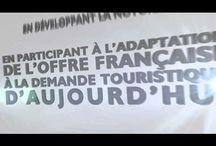 ATOUT FRANCE / Atout France est l'agence de développement touristique de la France.