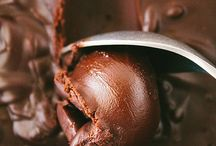 Chocolate Fix / Ideas for homemade chocolates