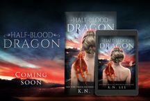 Half-Blood Dragon / Www.knlee.com