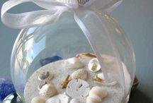 DIY with sea shells