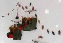 Noël - décoration - cuisine