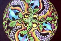 Art ideas-repetition/symmetry