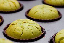 Matcha Green Tea desserts