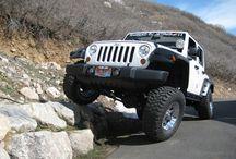 Jeep / by Glenn Thomas