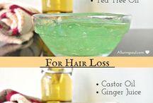 Oil uses skin&hair