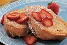 Here's to Bread, Flour and Egg - A French Toast!