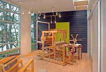 weaving studios