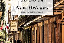 New Orleans / by Carie Snowbarger
