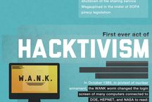 Hacktivism / eGovernment / by Dinis Guarda
