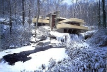 Architecture / My favorite architectural designs & architects.  I'm a big fan of Frank Lloyd Wright. / by Christina Cueto