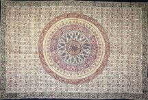 Handmade Cotton Tablecloths / 100% Cotton handmade tablecloths