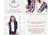 Boux Avenue Wish List