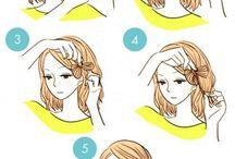 kawaii hairstyles