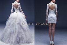 transform wedding dresses