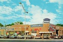 car dealership,assembly line
