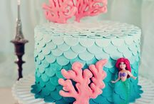 Mermaid / Under the Sea Party Ideas