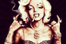 Marilyn inspo