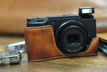 Ricoh GRii leather half case 相機皮套 / リコー GRii カメラフルケース /Ricoh GRii leather half case 相機皮套 by KAZA