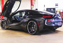 BMW I8 with VCX CONCAVE
