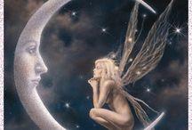 Fairies, Mermaids and Angels
