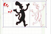Dr Seuss SVG