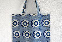 wax tartan & blue / prints which would match
