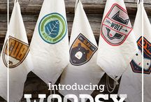 The Woodsy Collection / Our limited edition Woodsy line will get you in a winter wonderland spirit with cozy, country cabin-inspired covers and accessories. / by Lovesac