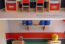Lego - ukládání