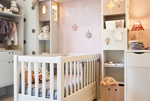 Nursery / Beautiful and unique ideas for a newborn baby's room