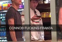 Troye sivan/Connor franta