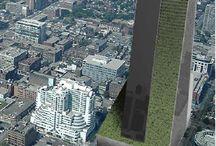 Architektura współgra z zielenią