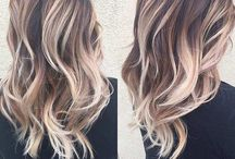 Gold rose blonde
