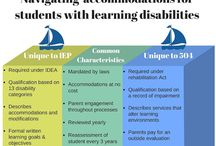 IEP Ideas / Ideas and suggestions to organize all the darn IEP paperwork that comes along with special needs.