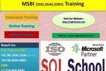 MSBI(SSIS,SSAS,SSRS) LIVE Online Training