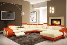 Gietvloer_Woning_100%FLOORS / Een gietvloer is uitermate geschikt voor een woning.