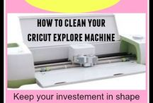 Cricut explore IDEAS