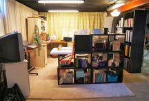 Un finish basement ideas