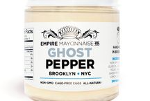 Small Batch Condiments / Slather Your Sammie With Small Batch Condiments. Made in Brooklyn.