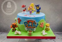 Paw patrol theme birthday