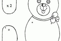 Puppet coloring page / This page has a lot of free Puppet coloring page for kids,parents and preschool teachers.